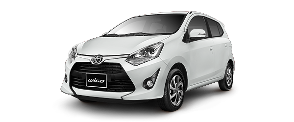 Toyota Wigo 1.2AT